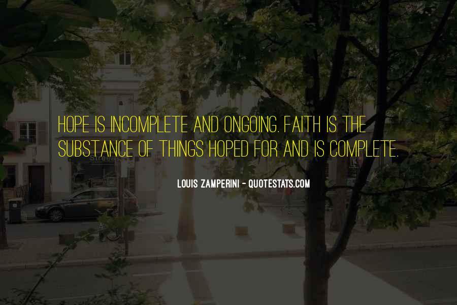 Zamperini Quotes #1593978