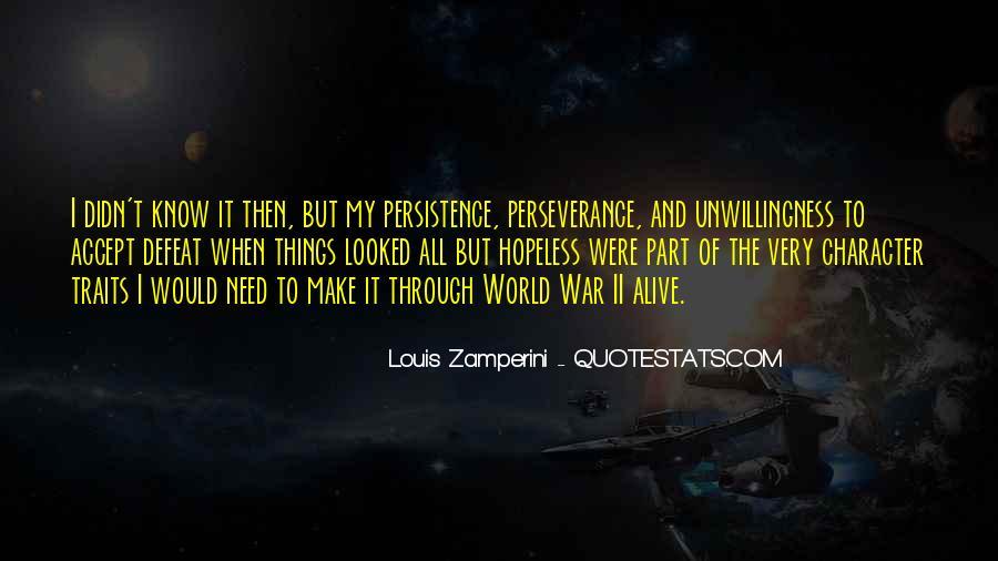 Zamperini Quotes #1608288
