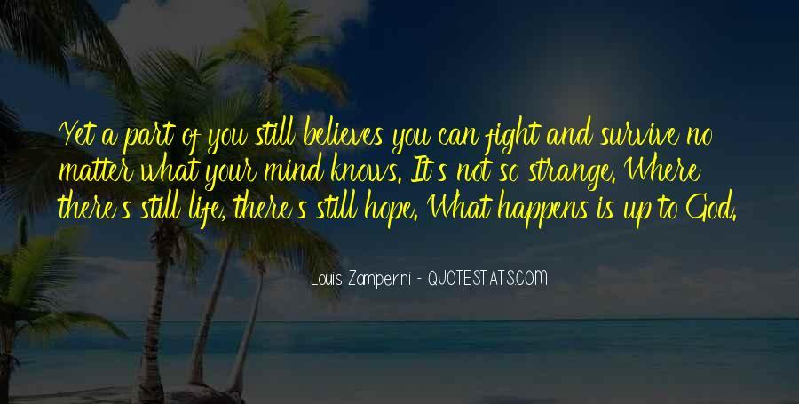 Zamperini Quotes #1664076