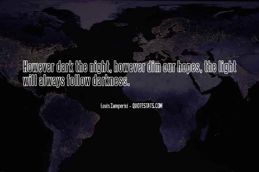 Zamperini Quotes #182207