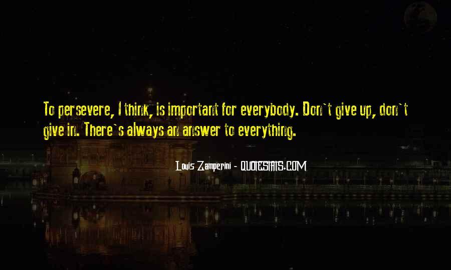 Zamperini Quotes #415132