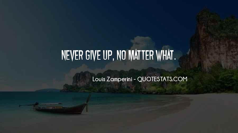 Zamperini Quotes #416115