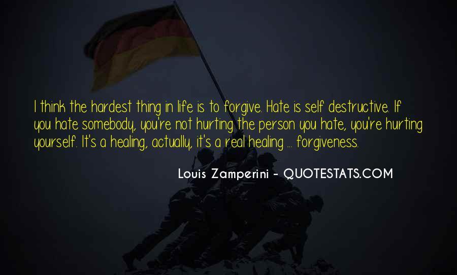 Zamperini Quotes #506242