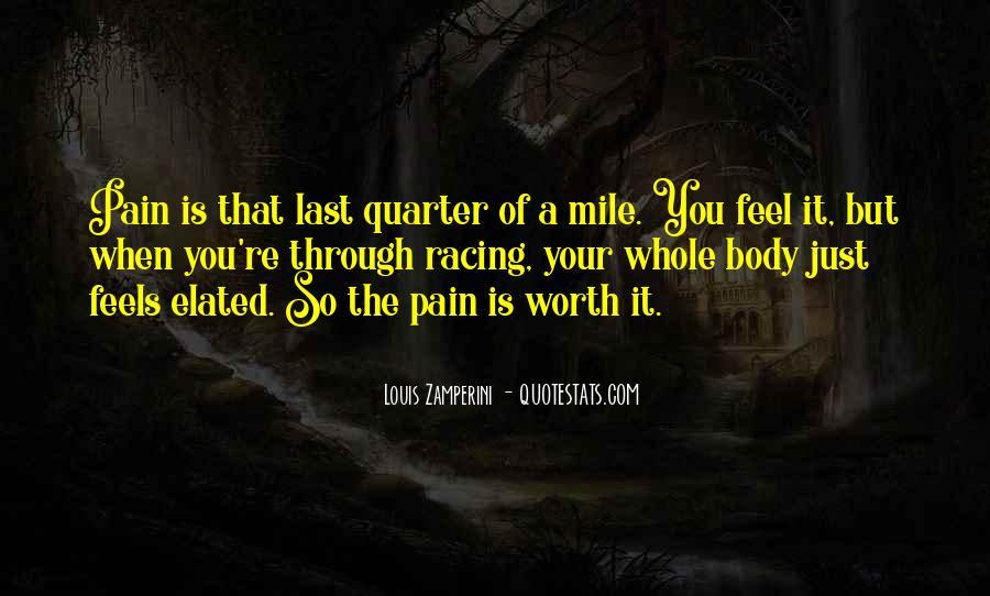 Zamperini Quotes #577016