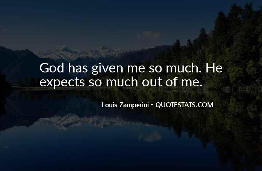 Zamperini Quotes #955181
