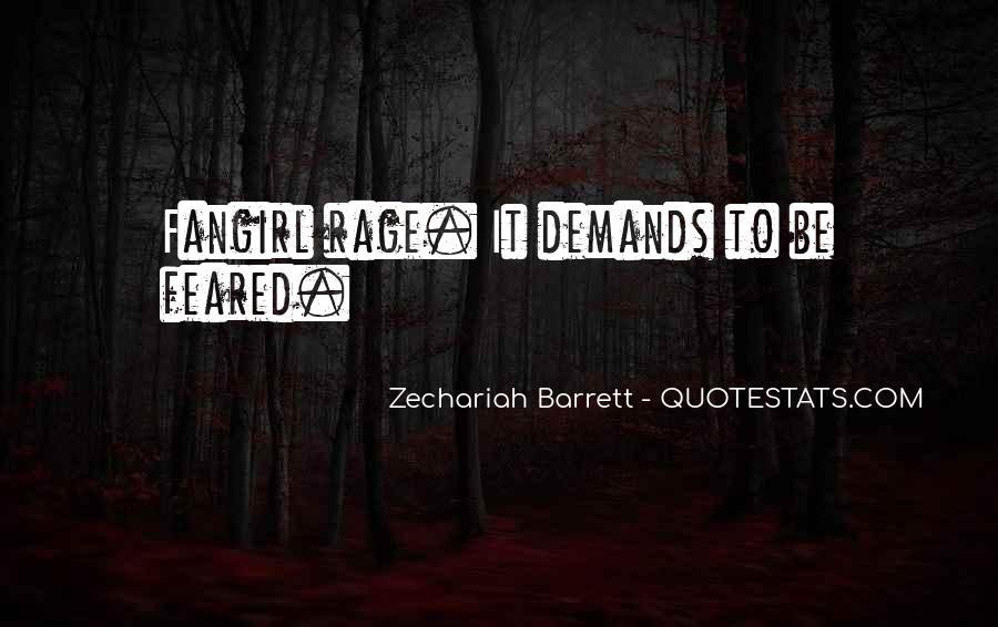 Zechariah Quotes #1398245