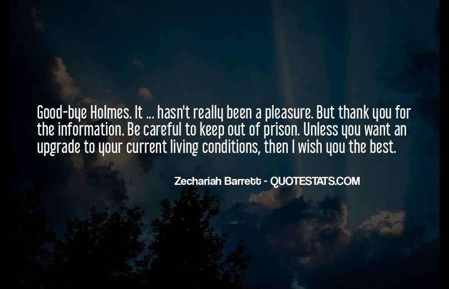 Zechariah Quotes #150309