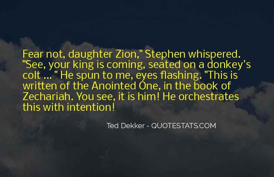 Zechariah Quotes #1581554
