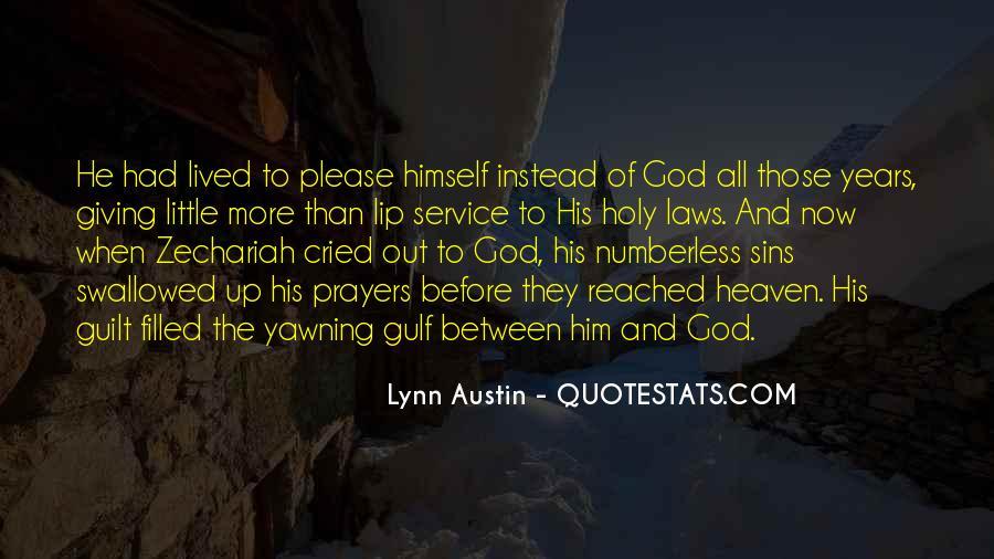 Zechariah Quotes #158386
