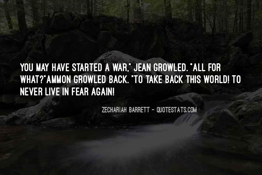 Zechariah Quotes #1725921