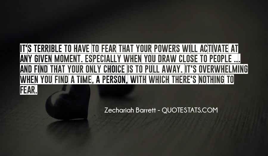 Zechariah Quotes #1731673