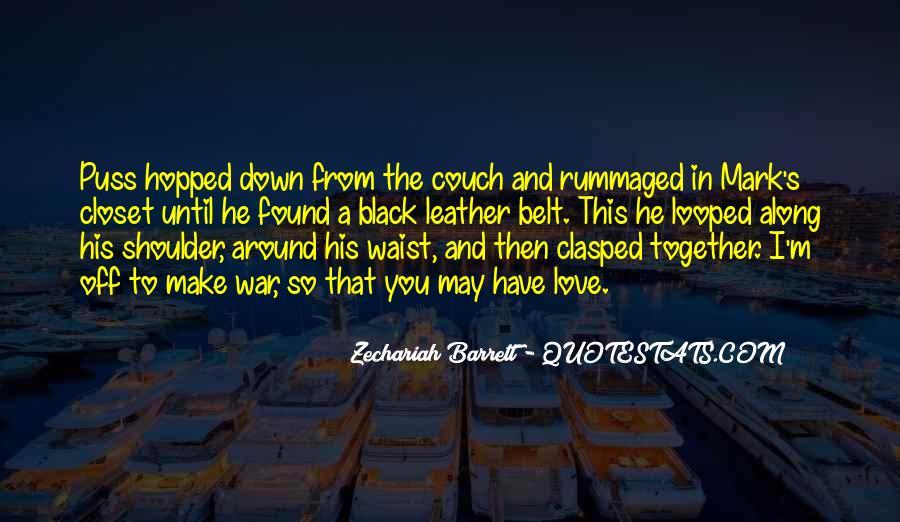 Zechariah Quotes #208216