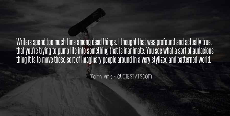 Zed Martin Quotes #11422