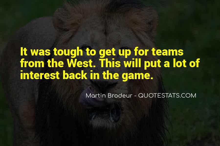 Zed Martin Quotes #12603