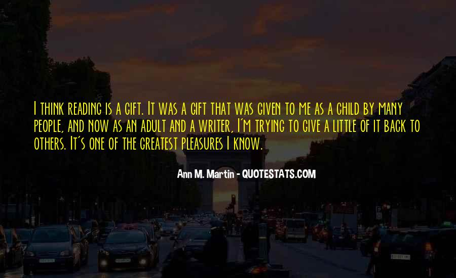 Zed Martin Quotes #14351