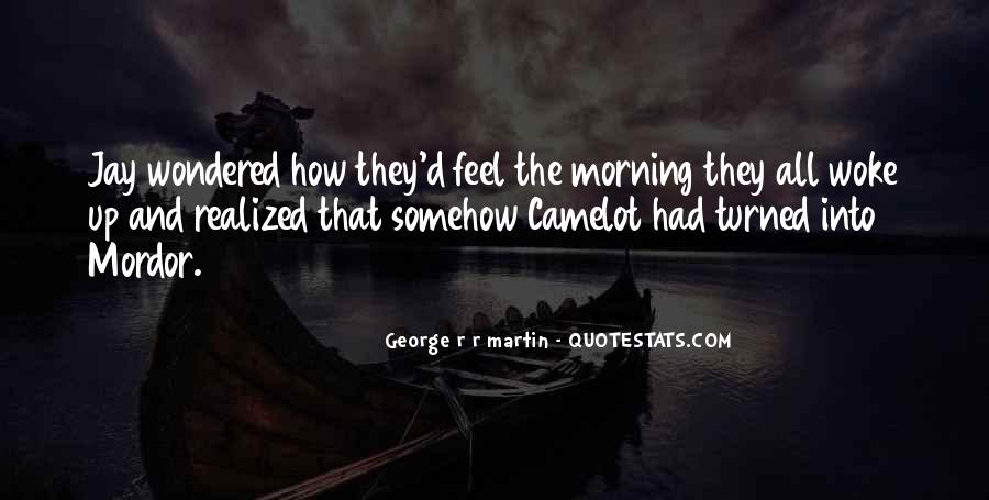 Zed Martin Quotes #15352