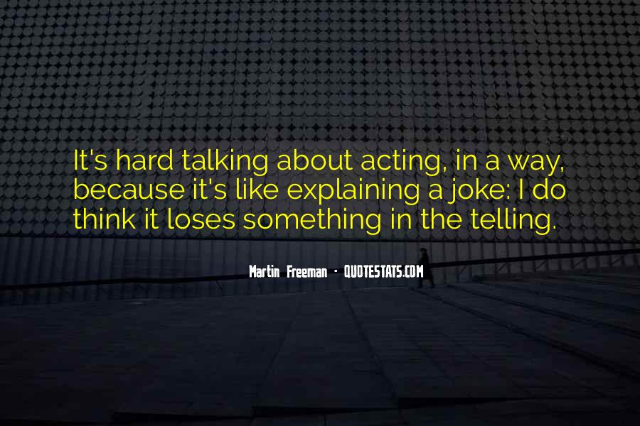 Zed Martin Quotes #5747