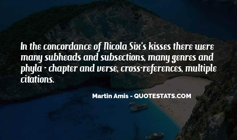 Zed Martin Quotes #6316