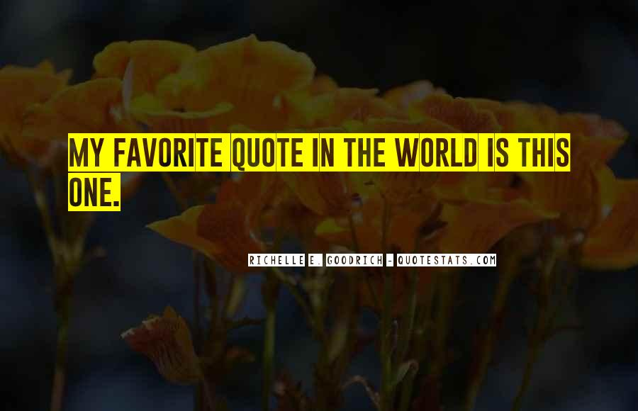 Zelda Gilroy Quotes #1626923