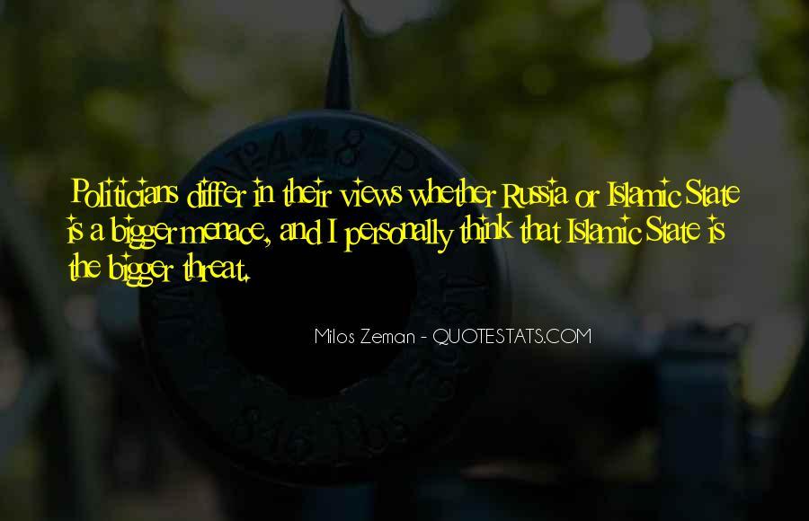 Zeman Quotes #1106622