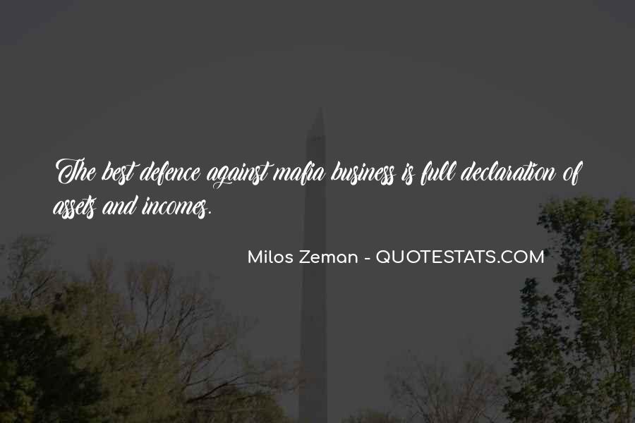 Zeman Quotes #1219255