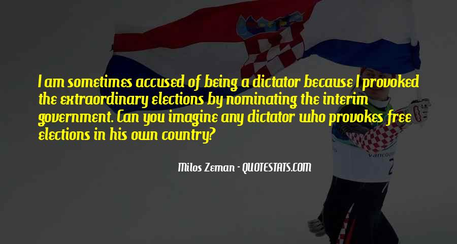 Zeman Quotes #6430