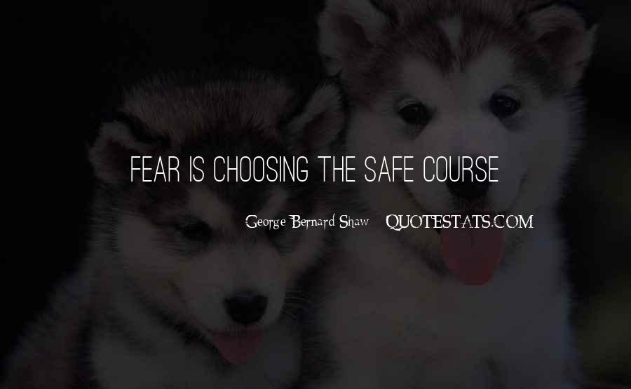 Quotes About Choosing Courses #1569129