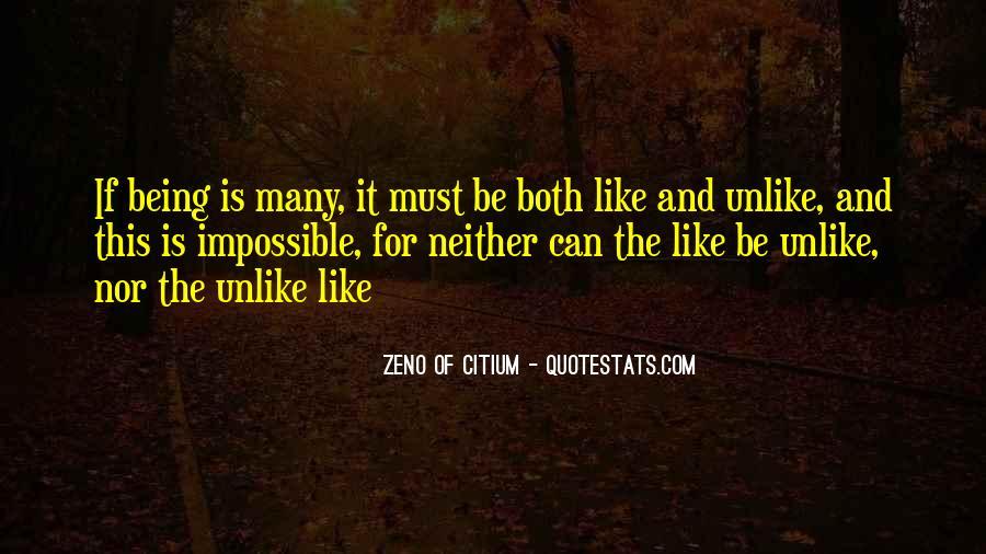 Zeno Elea Quotes #1085041