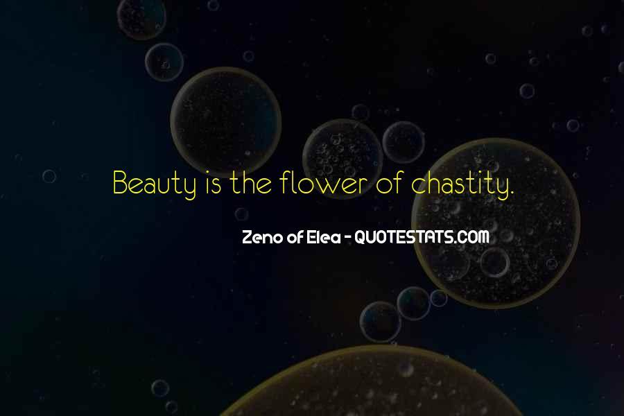Zeno Elea Quotes #817689