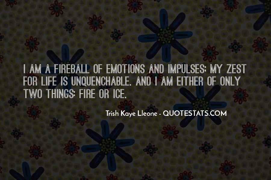 Zest Love Quotes #1262206