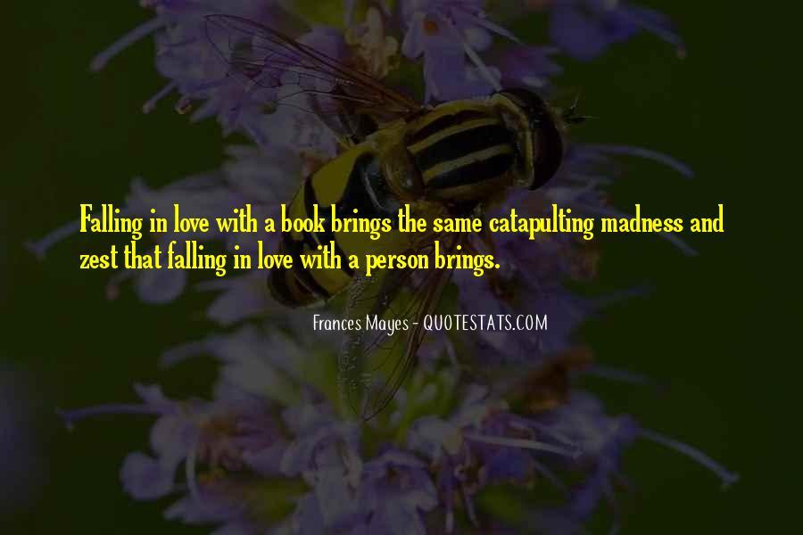 Zest Love Quotes #651325