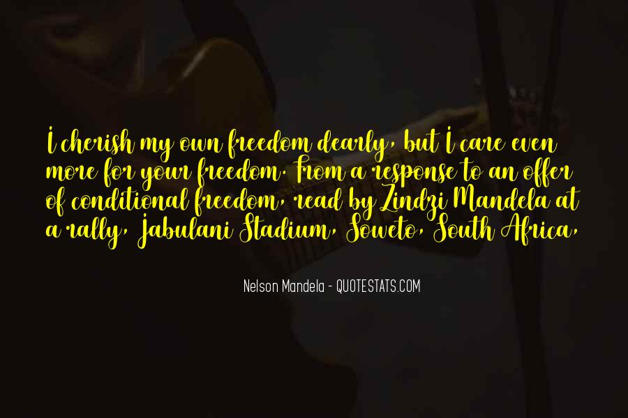 Zindzi Mandela Quotes #306758