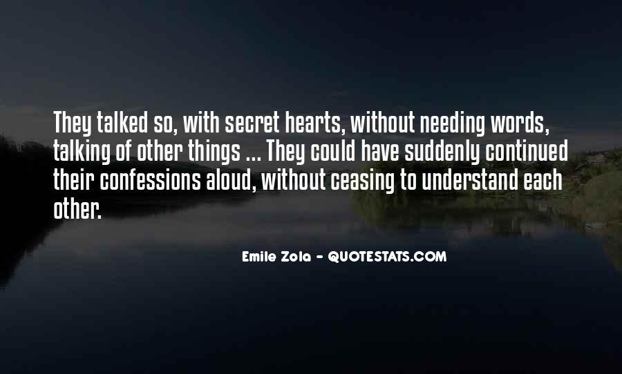 Zola Emile Quotes #1002796