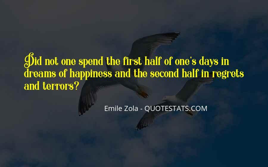 Zola Emile Quotes #178485
