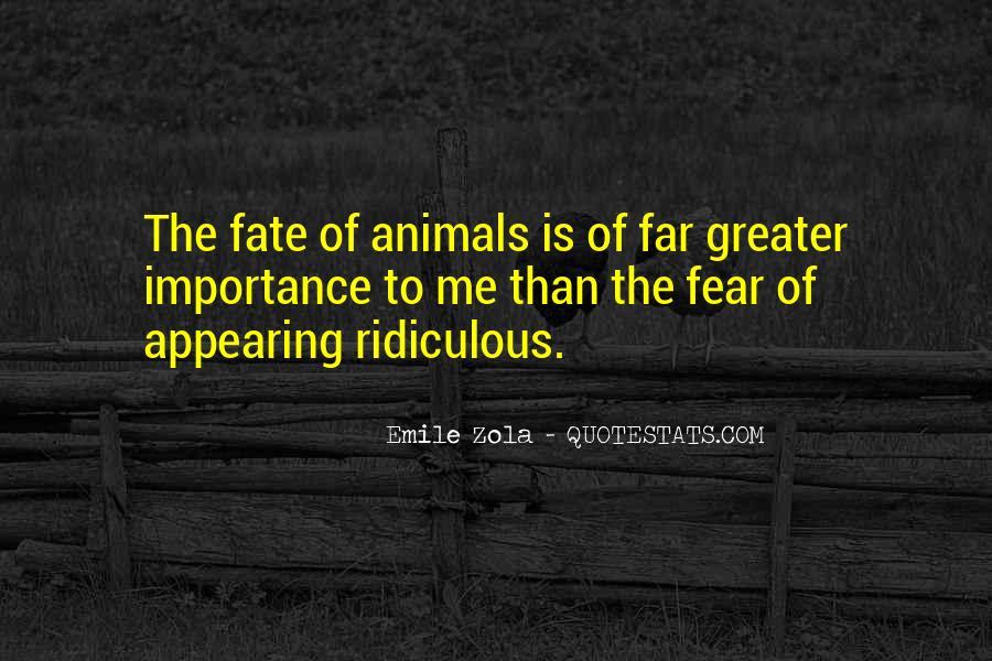 Zola Emile Quotes #30029