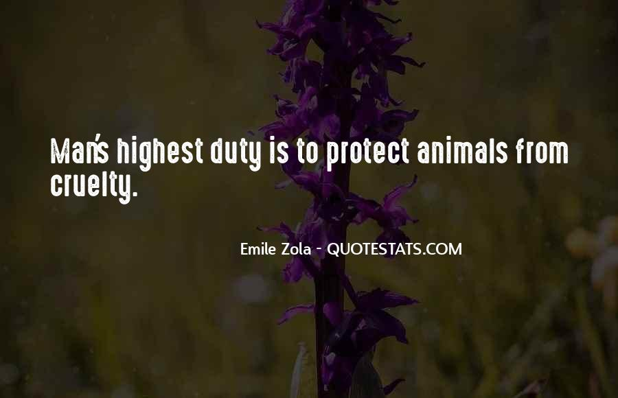 Zola Emile Quotes #415982