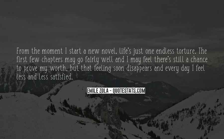 Zola Emile Quotes #4290