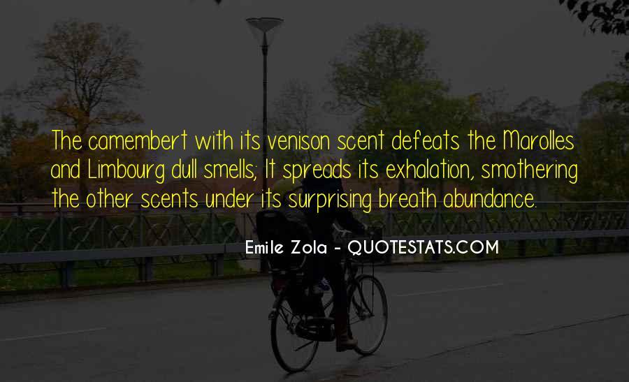 Zola Emile Quotes #633203