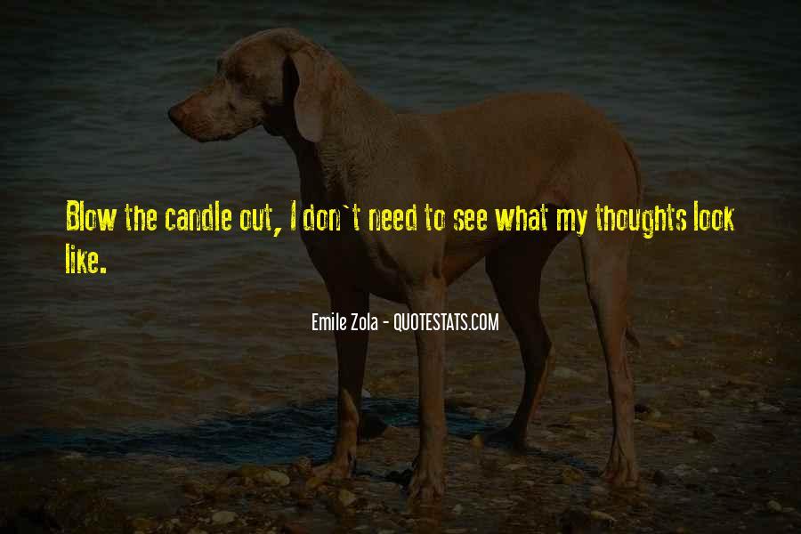 Zola Emile Quotes #897927
