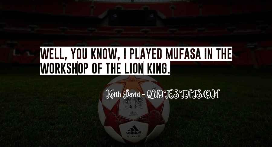 The Lion King 1/2 Quotes #1255949