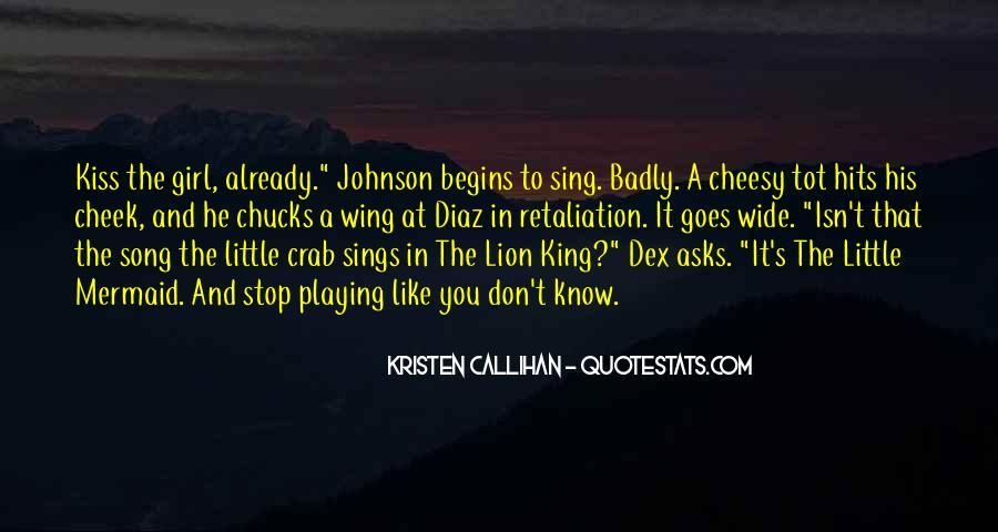 The Lion King 1/2 Quotes #1431438