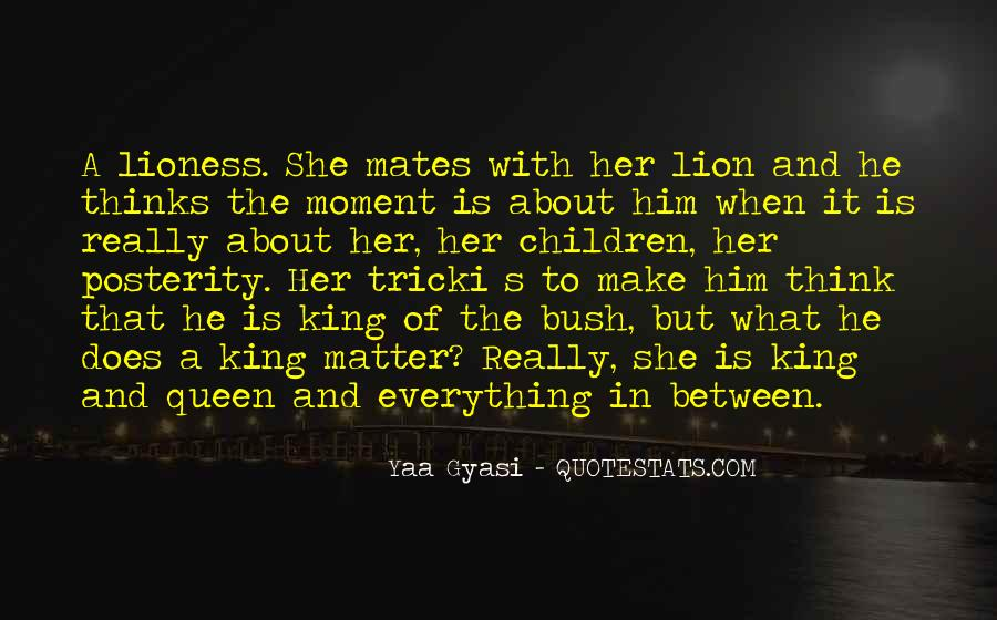 The Lion King 1/2 Quotes #325870