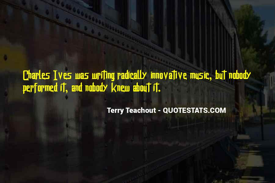Quotes About Educational Institutions #1730246