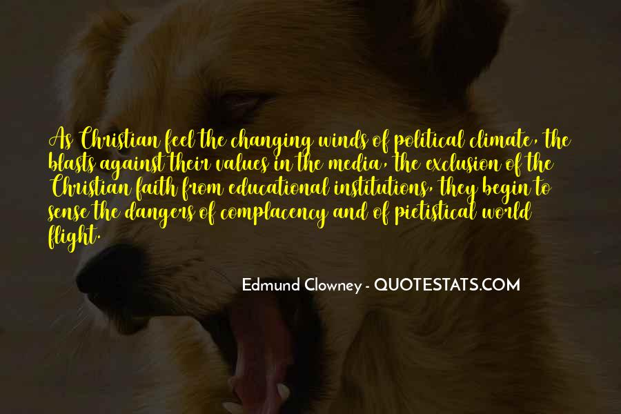 Quotes About Educational Institutions #233614