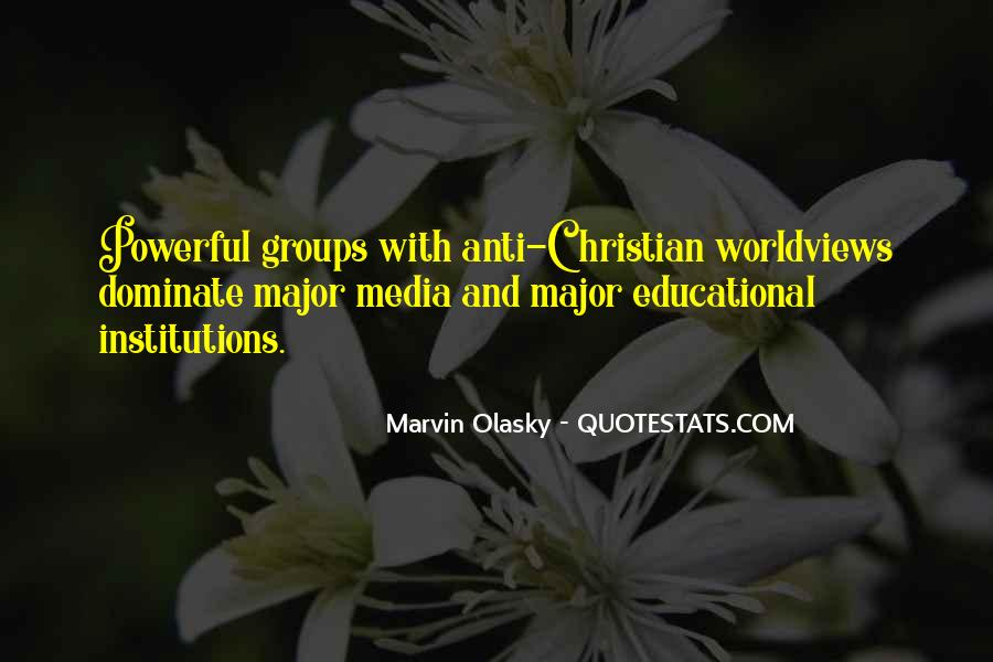 Quotes About Educational Institutions #480572