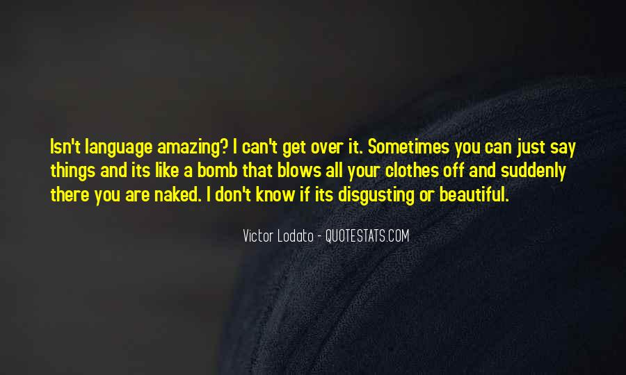 Quotes About Victor #30764