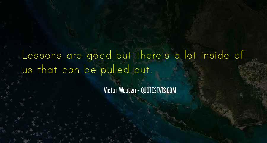 Quotes About Victor #43106