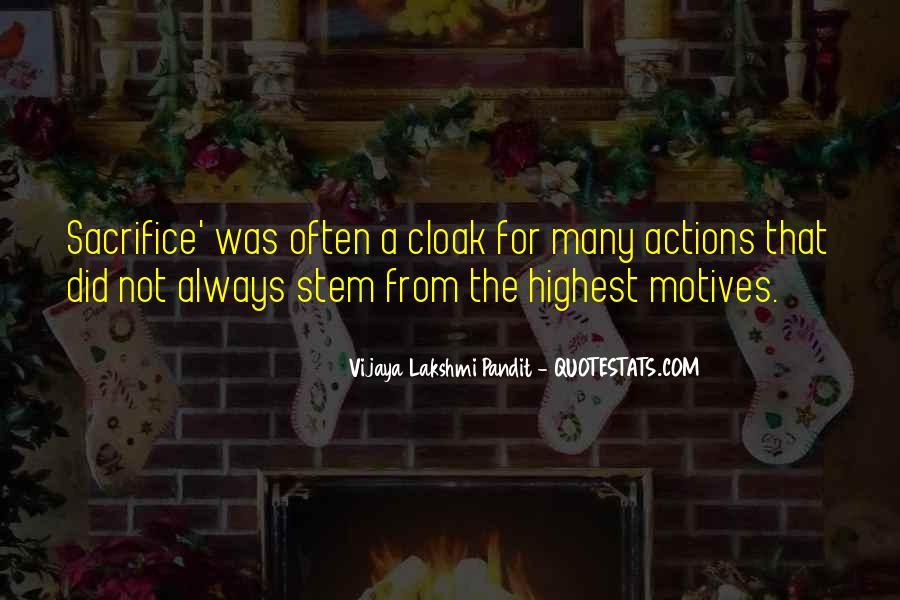 Quotes About Vijaya #115147