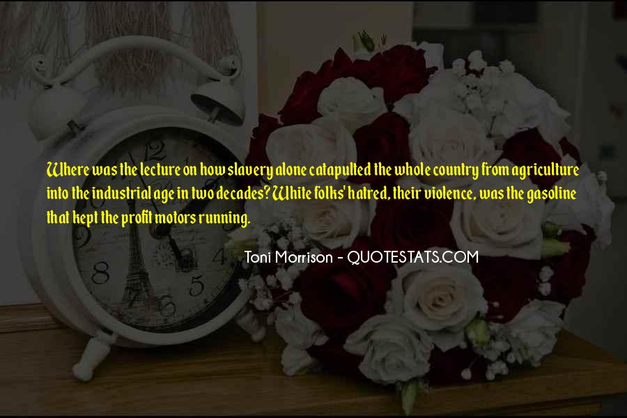 Quotes About Violence And Hatred #1540100