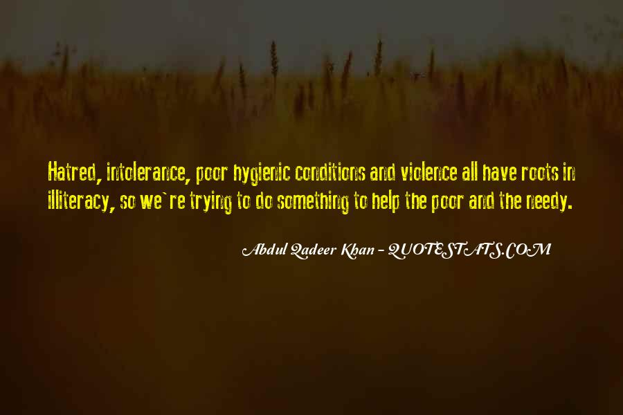 Quotes About Violence And Hatred #895870